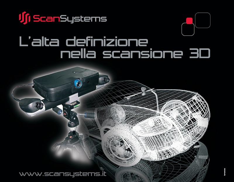 ScanSystems scanner 3D